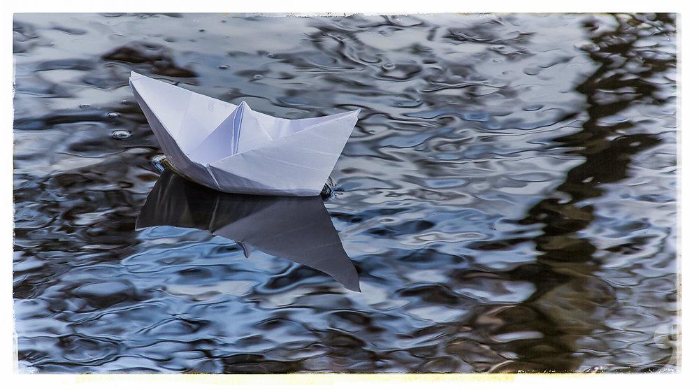 Paperboat I